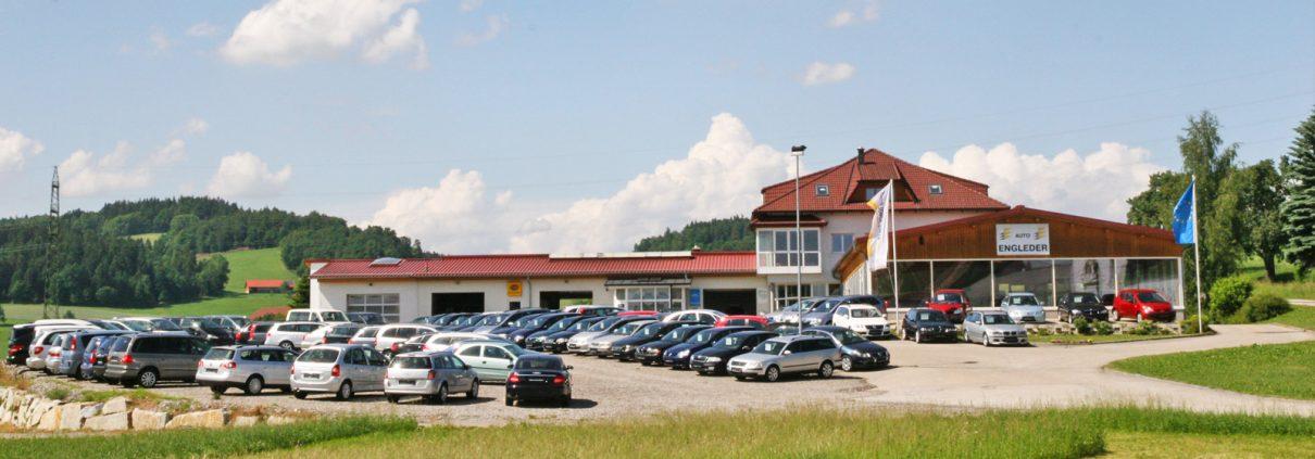 Auto Engleder in Putzleinsdorf, Ihr Partner für Neu- und Gebrauchtwagen