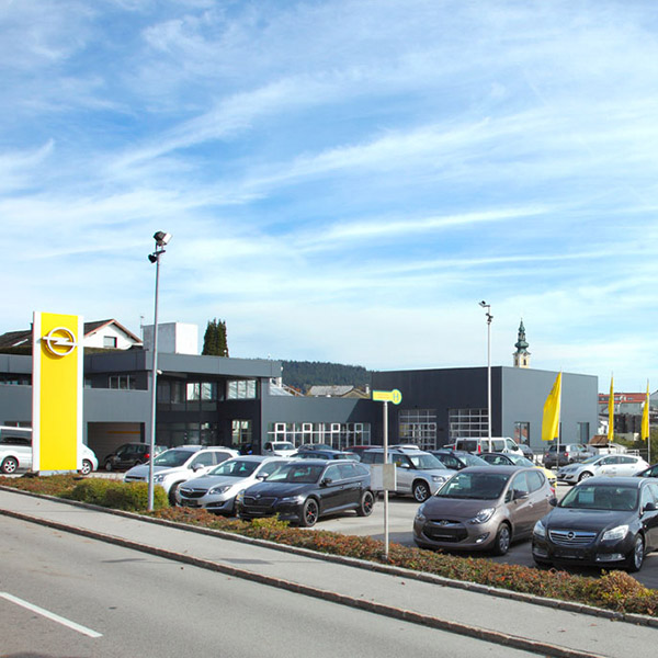 Auto Engleder Standort Hofkirchen im Mühlviertel