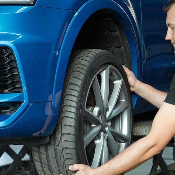 Reifen und Felgen von Auto Engleder im Mühlviertel
