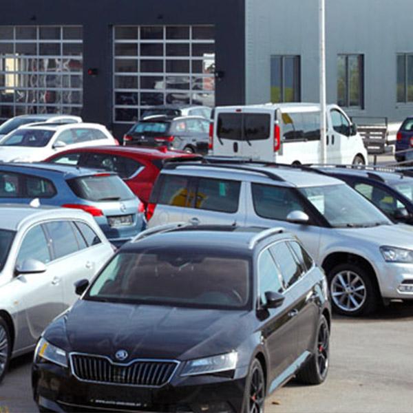 Leihwagen von Auto Engleder im Bezirk Rohrbach